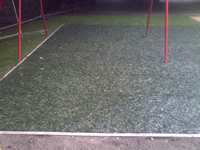 Bound Rubber Mulch Play Surfaces by Premier Recreation
